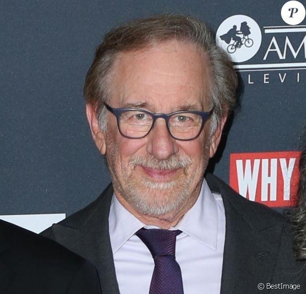 """Steven Spielberg - Les célébrités assistent à la projection du documentaire de Discovery Channel """"Why we hate"""" à Los Angeles, le 7 octobre 2019."""