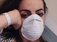 """Hillary enceinte, hospitalisée, résignée: """"C'est compliqué avec le coronavirus"""""""