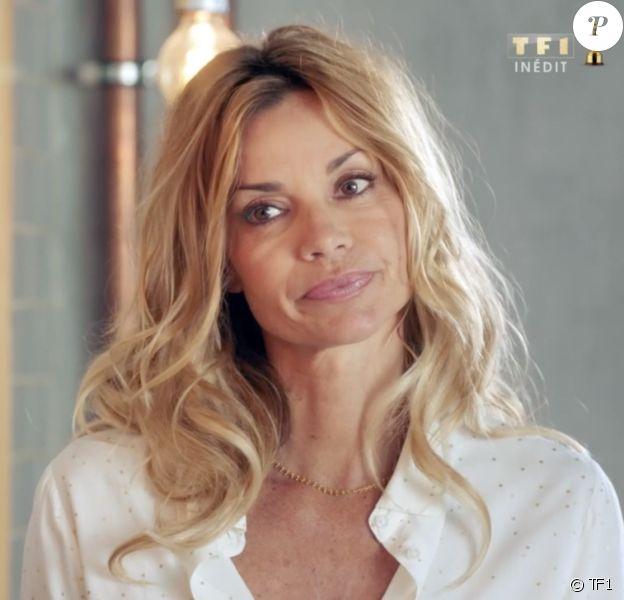 """Ingrid Chauvin dans la série """"Demain nous appartient"""", diffusée sur TF1."""