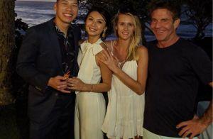 Dennis Quaid, 65 ans, et sa fiancée Laura, 26 ans : le mariage repoussé...