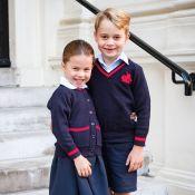 Coronavirus : George et Charlotte confinés, Kate et William jouent les profs