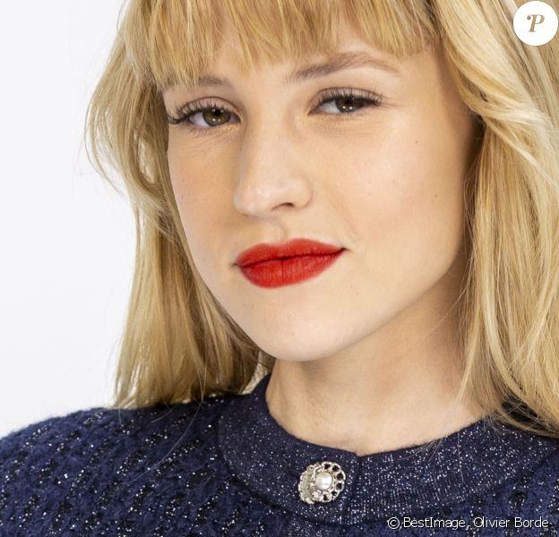 Angèle Van Laeken - Photocall - Défilé Chanel collection prêt-à-porter Automne/Hiver 2020-2021 lors de la Fashion Week à Paris, le 3 mars 2020. © Olivier Borde/Bestimage