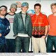 Le groupe *NSYNC à Los Angeles en juillet 2000.