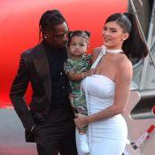 Kylie Jenner confinée : Séance tatouage avec Stormi, visite de Travis Scott
