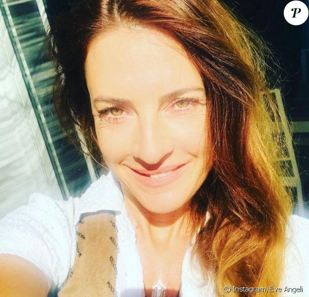 Eve Angeli sur Instagram. Le 8 octobre 2019.