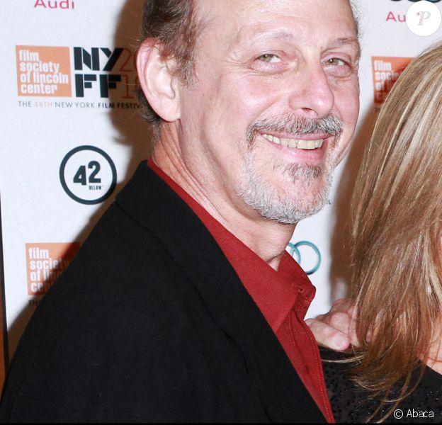 Mark Blum et Rosanna Arquette le 23 septembre 2010 à New York. @Abacapress/Donna Ward