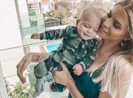 """Jessica Thivenin amincie six mois après son accouchement : """"C'est très dur"""""""