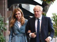 Boris Johnson : Sa fiancée, enceinte, malade du coronavirus
