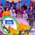 """Émission des """"12 coups de midi"""" diffusée le lundi 6 avril 2020, TF1"""