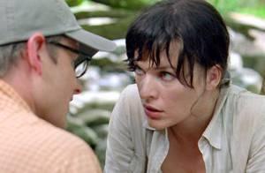 Quand la lune de miel de Milla Jovovich... tourne au pire des cauchemars ! Regardez !