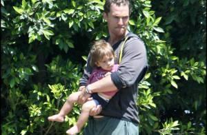 Matthew McConaughey, Camila Alves, enceinte, et leur adorable Levi... surveillent les travaux de leur nouveau sweet-home !