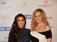 Lara Fabian soutenue par Eva Longoria : une chanson inédite pour les soignants