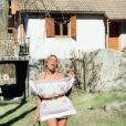 Elsa Venset relève le Pillow Challenge. Avril 2020.