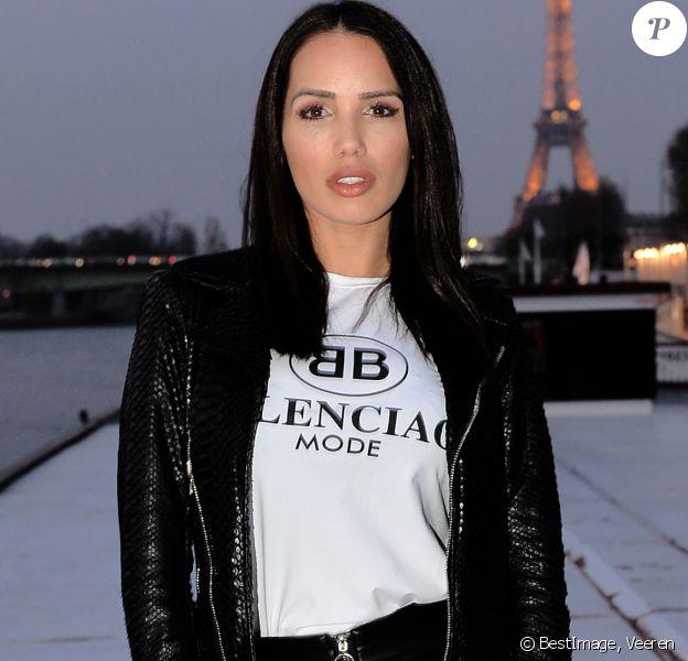 """Exclusif - Manon Marsault - Soirée du 9ème anniversaire du site en ligne """"AliExpress.com"""" (filiale d'Alibaba) à Paris le 28 mars 2019. © Veeren/Bestimage"""