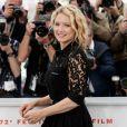"""Virginie Efira au photocall du film """"Sibyl"""" lors du 72ème Festival International du film de Cannes. Le 25 mai 2019 © Jacovides-Moreau / Bestimage"""
