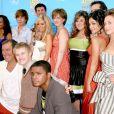 """Première mondiale du film """"High School Musical 2"""". Le 14 août 2007."""