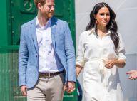 Prince Harry et Meghan Markle : Héros masqués mais grillés en pleine balade