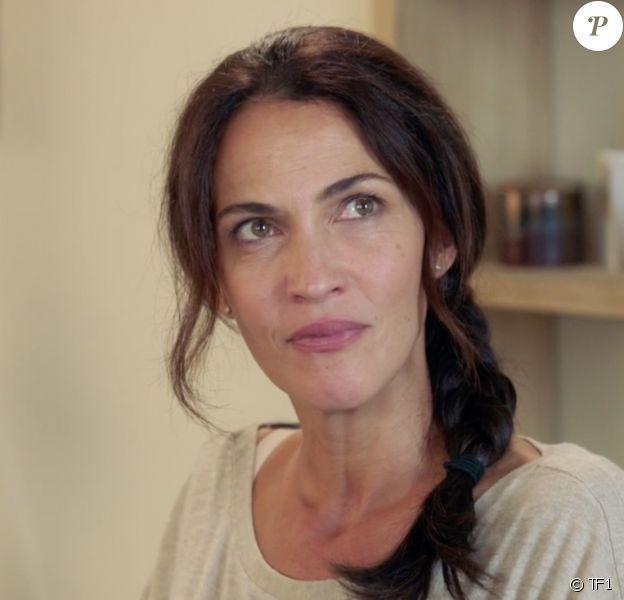 """Linda Hardy joue Clémentine Doucet dans la série """"Demain nous appartient"""", diffusée sur TF1."""