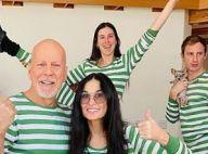 Bruce Willis et Demi Moore confinés ensemble : leur fille Scout balance !