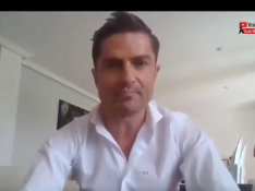Alfonso Merlos infidèle : une femme dénudée surgit en plein live du journaliste