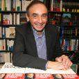 Eric Zemmour - salon du livre à Paris le 22 mars 2015 22/03/2015 - Paris