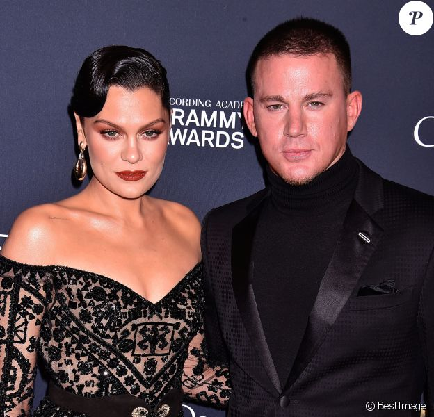 "Jessie J et Channing Tatum - Soirée ""Pre-GRAMMY Gala and GRAMMY Salute to Industry Icons Honoring Sean Diddy Combs"" dans le quartier de Beverly Hills à Los Angeles, le 25 janvier 2020."