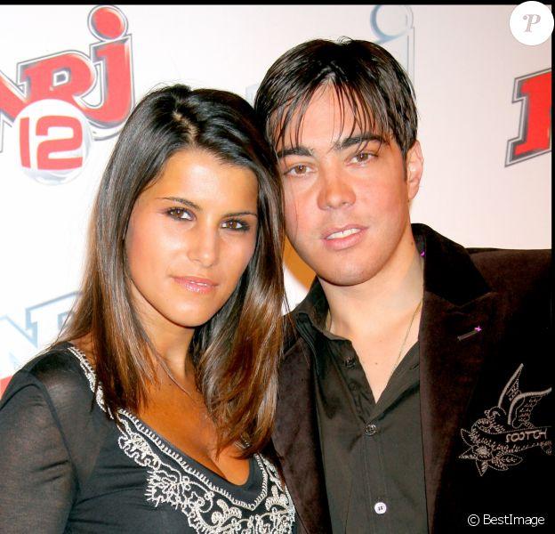 Karine Ferri et Grégory Lemarchal en 2007 à Paris.
