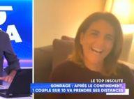 Valérie Bénaïm confinée avec Patoche : rares confidences sur leur couple