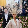 Celine Dion arrive au MET Gala 2019 à New York le 6 mai 2019.