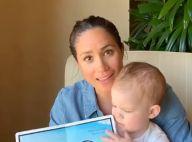 Meghan Markle et Archie : Apparition surprise en vidéo pour son 1er anniversaire