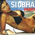 Siobhan Parekh débordante de sensualité sur les magazines...