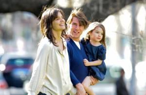 Tom Cruise, Katie Holmes et Suri, des retrouvailles irrésistibles pour la famille bonheur !