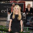"""Duffy - Première du film """"Twilight : Eclipse"""" à l'Odeon Leceister de Londres. Le 1er juillet 2010."""