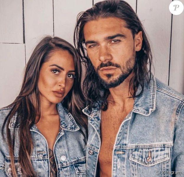 Marine El Himer et Julien Guirado le 26 octobre 2019.