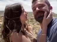 Ben Affleck amoureux : Il embrasse à pleine bouche Ana de Armas