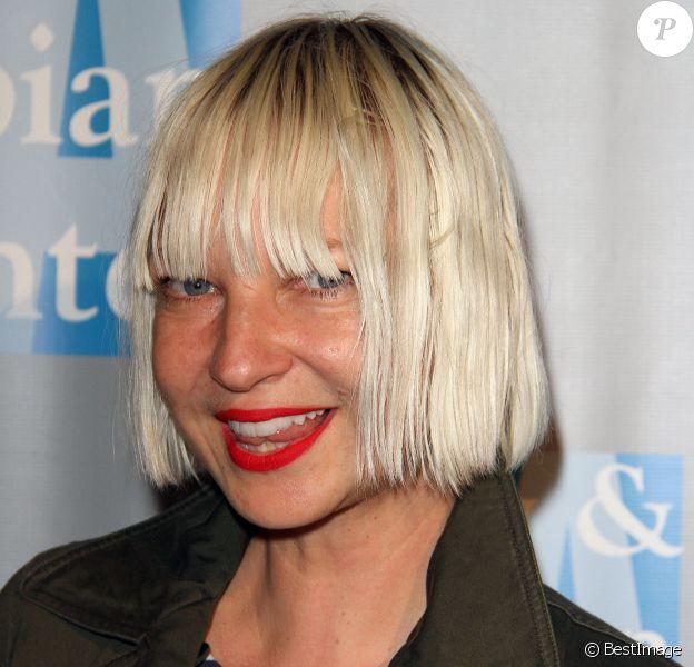 """Sia Fuller - Soirée """"An evening with women"""" à l'hôtel Veverly Hilton. Los Angeles. Le 19 mai 2012."""