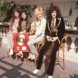John Deacon, Freddie Mercury, Roger Taylor et Brian May - Les membres du groupe Queen à Londres. Le 8 septembre 1976. © Photoshot, /PCN/ABACAPRESS.COM