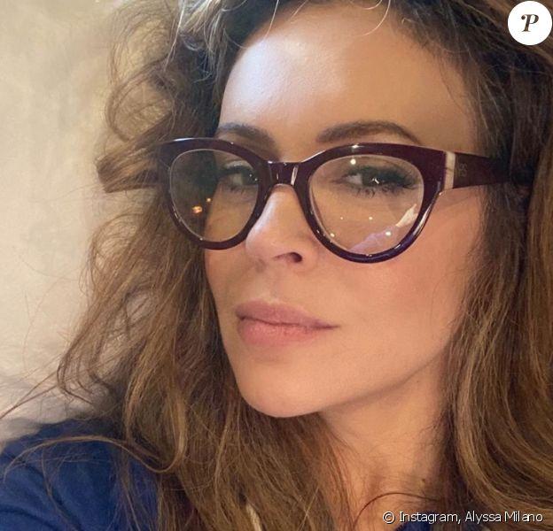 Alyssa Milano sur Instagram. Le 19 mai 2020.