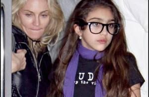 Madonna fait son show sur scène... avec sa fille Lourdes, son mini-sosie ! Regardez !