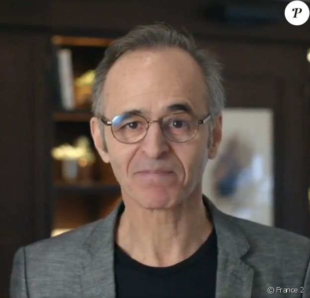 Jean-Jacques Goldman sort de son silence pour Maxime Le Forestier aux Victoires de la musique 2020, le 14 février 2020.