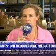 Hélène Darroze sur BFMTV évoque sa santé après avoir été contaminée par le coronavirus - samedi 30 mai 2020