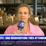 """Hélène Darroze guérie du Covid-19 mais pas sortie d'affaire : """"Ça revient..."""""""