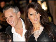 Gary Lineker et la bombe Danielle Bux viennent de célébrer... leur mariage de rêve !
