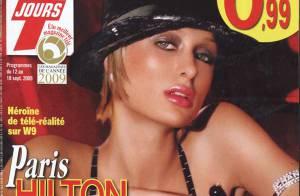 Paris Hilton annonce :