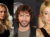 Lindsay Lohan et Paris Hiton se crêpent le chignon pour James Blunt...