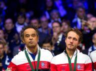 """Black Lives Matter : Yannick Noah dénonce """"le silence"""" des sportifs blancs"""
