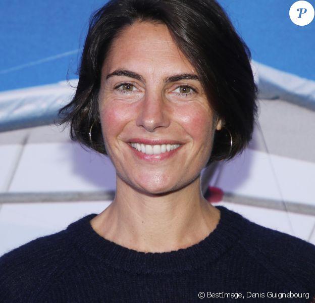 """Alessandra Sublet à l'avant-première du film """"Donne-moi des Ailes"""" au cinéma UGC Normandie à Paris, le 6 octobre 2019. © Denis Guignebourg/Bestimage"""