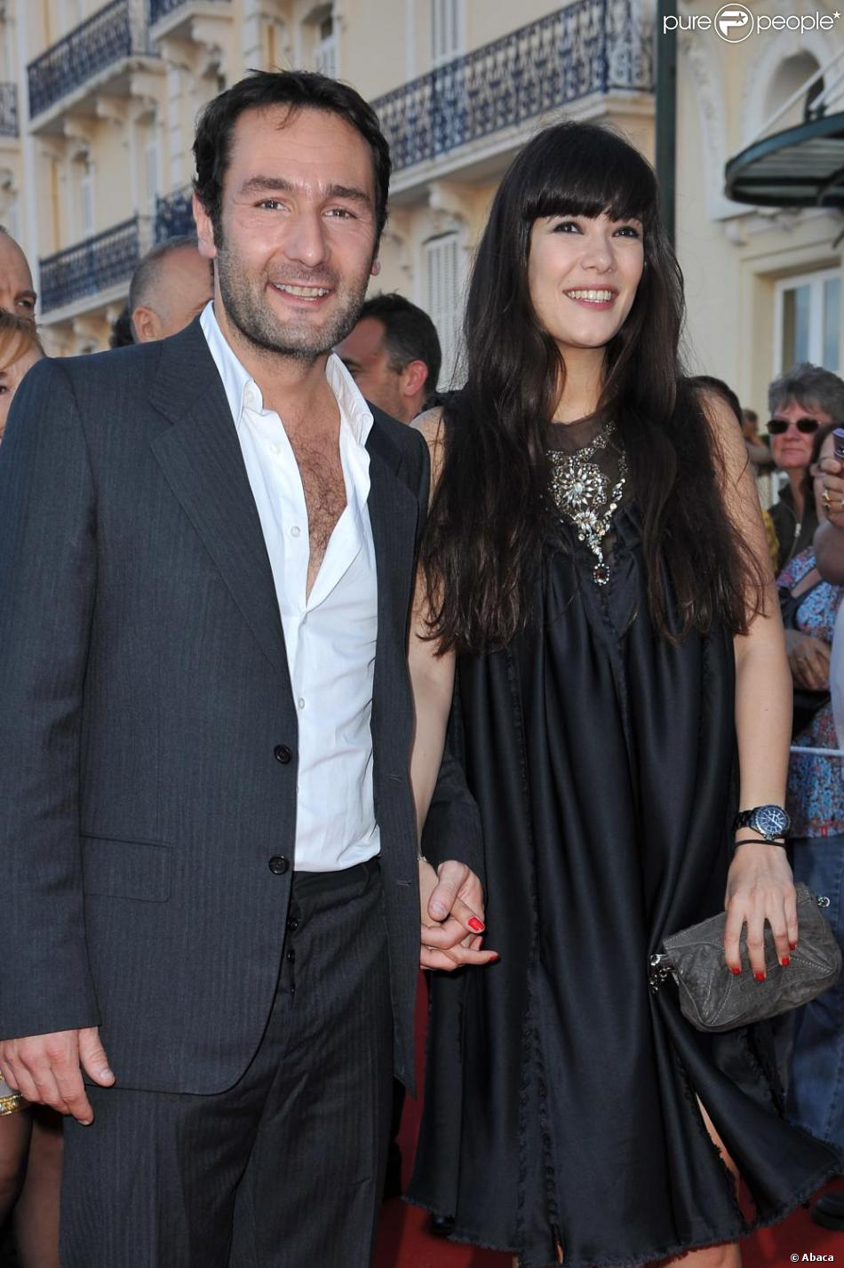 M lanie doutey et gilles lellouche for Jean dujardin en couple