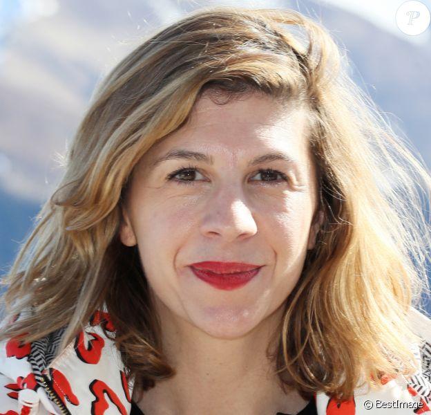 Juliette Tresanini (membre du jury fiction) lors du 22e Festival des créations télévisuelles de Luchon, France, le 6 février 2020. © Patrick Bernard/Bestimage