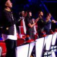 Premières images de la prochaine saison de The Voice Kids avec Kendji Girac, Jenifer, Soprano et Patrick Fiori - TF1